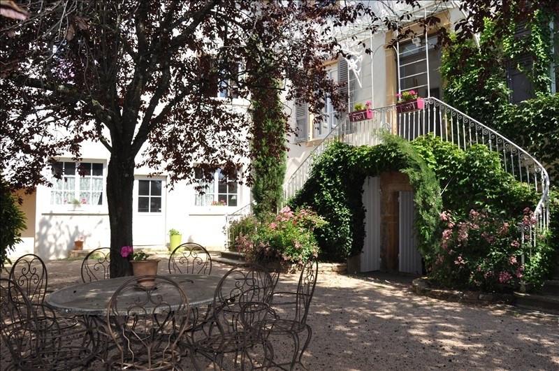 Vente de prestige maison / villa Liergues 690000€ - Photo 2