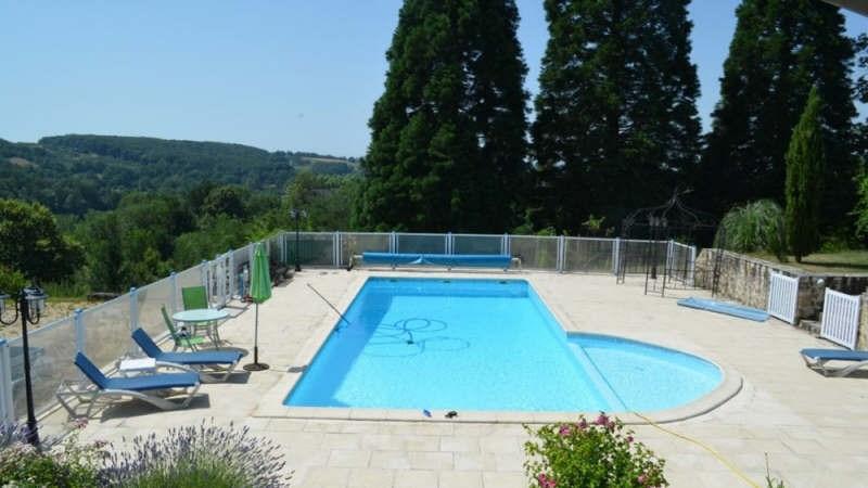 Deluxe sale house / villa Vabre tizac 365000€ - Picture 2