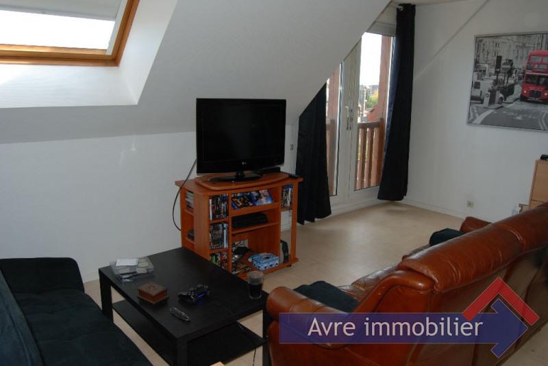 Rental apartment Verneuil d avre et d iton 405€ CC - Picture 2