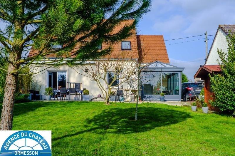 Vente maison / villa Courpalay 327000€ - Photo 1