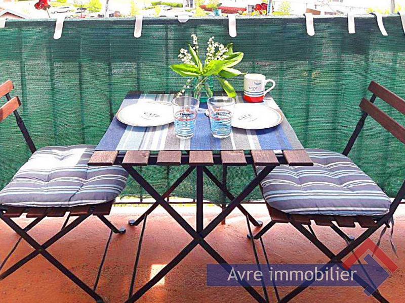 Sale apartment Tillieres sur avre 58 500€ - Picture 1