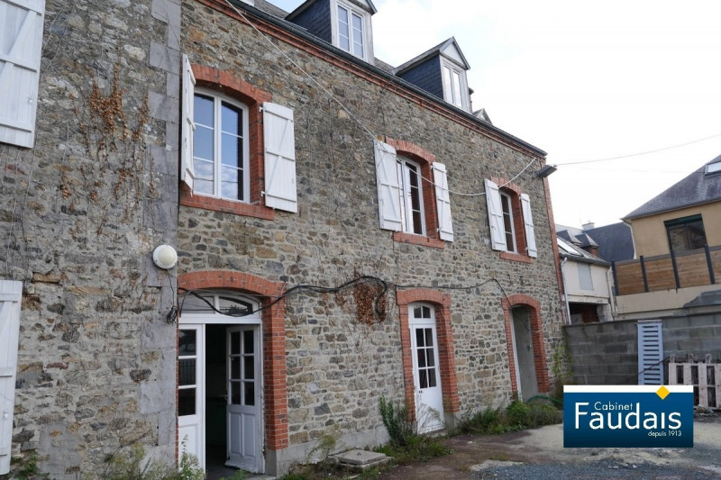 Vente maison / villa Coutances 92 000€ - Photo 1