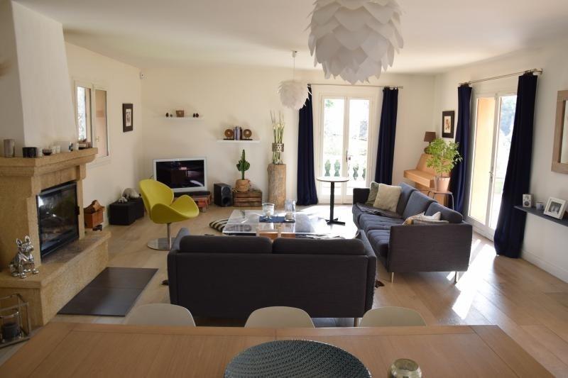 Vente maison / villa Eguilles 593000€ - Photo 2