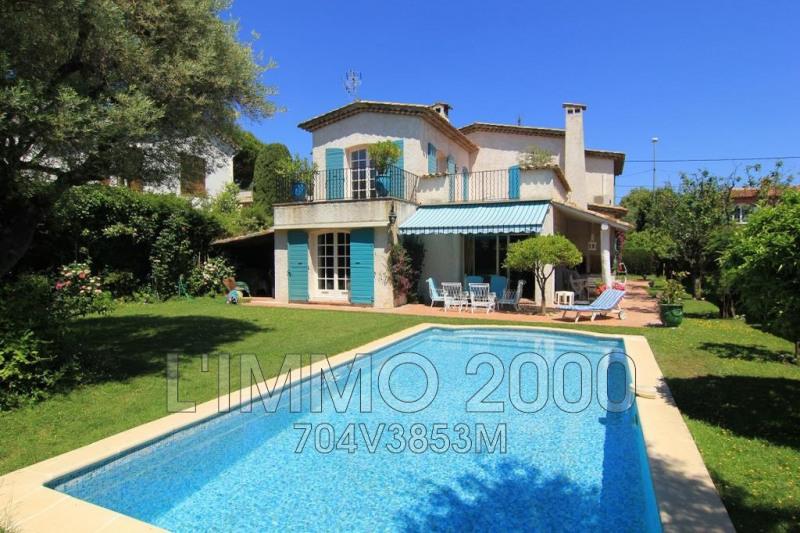 Vente de prestige maison / villa Juan-les-pins 1850000€ - Photo 5