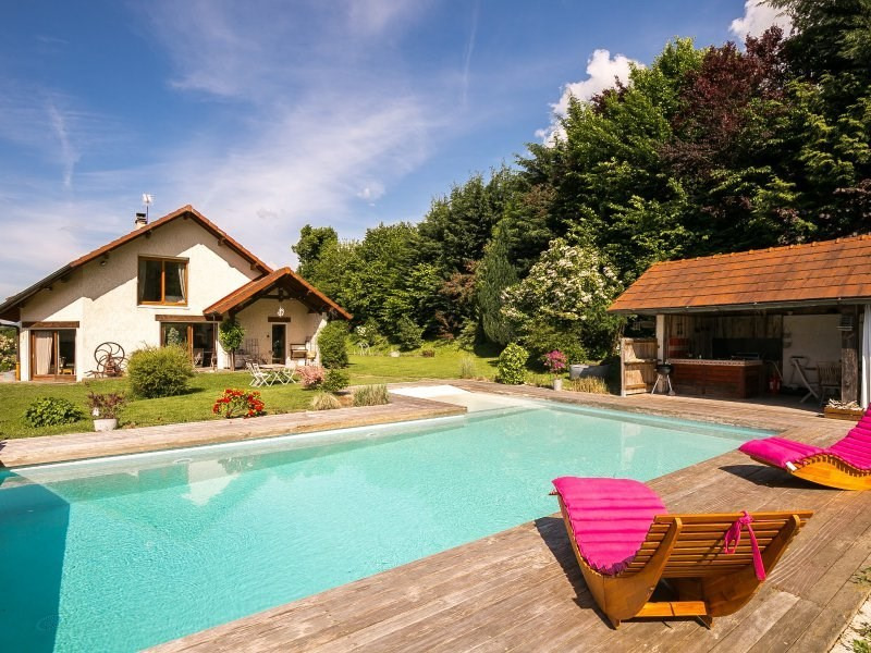 Venta de prestigio  casa Trevignin 635000€ - Fotografía 4