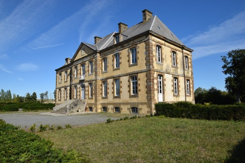 Revenda residencial de prestígio castelo Granville 745500€ - Fotografia 3