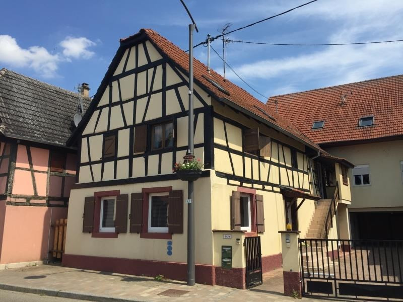 Vente appartement Geudertheim 176 000€ - Photo 1