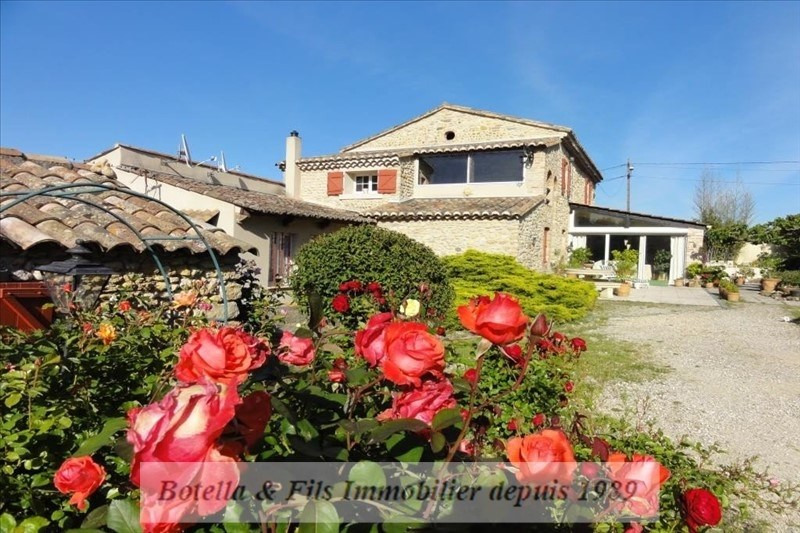 Immobile residenziali di prestigio casa Barjac 572000€ - Fotografia 11