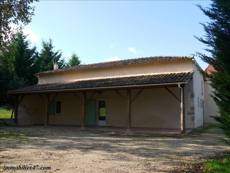 Location maison / villa Monclar 550€ CC - Photo 1