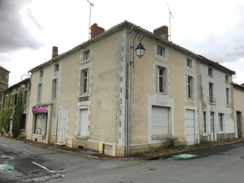 Vente maison / villa Breuil barret 49 600€ - Photo 1