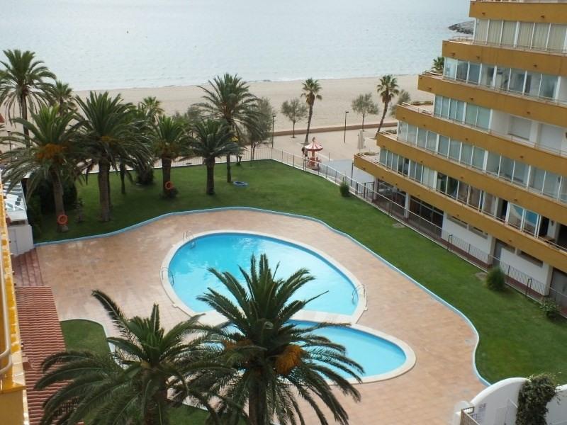 Alquiler vacaciones  apartamento Roses santa-margarita 256€ - Fotografía 1