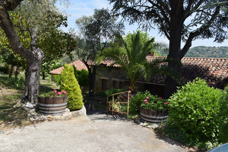 Deluxe sale house / villa Fayence 997000€ - Picture 3