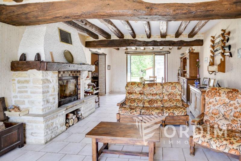 Vente maison / villa Etais la sauvin 115500€ - Photo 2