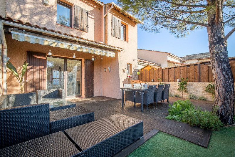 Vente maison / villa Les milles 505000€ - Photo 8