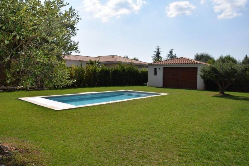 Vente maison / villa Eguilles 1120000€ - Photo 4