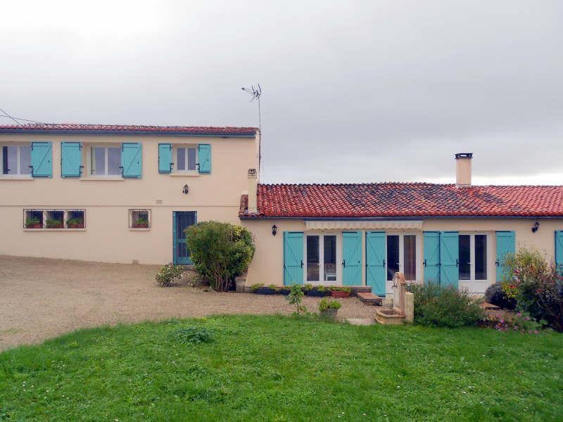 Vente maison / villa Aigre 125000€ - Photo 1