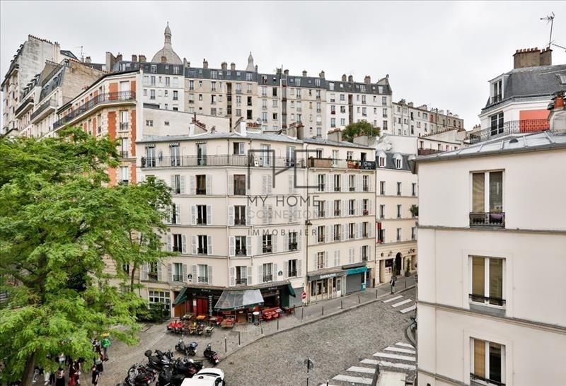 Verkauf wohnung Paris 18ème 399000€ - Fotografie 1