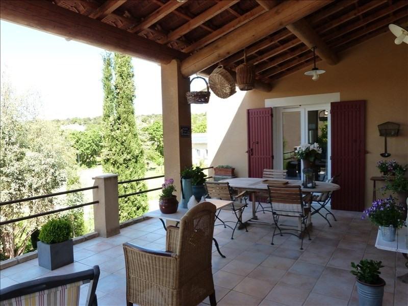 Vente maison / villa Flassan 450000€ - Photo 4