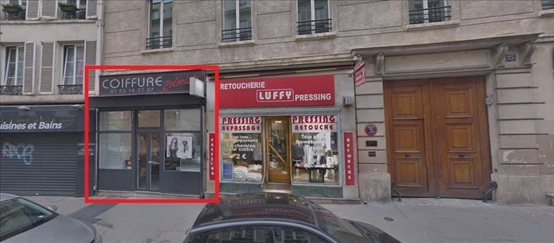 Location local commercial Paris 9ème 1250€ HT/HC - Photo 1