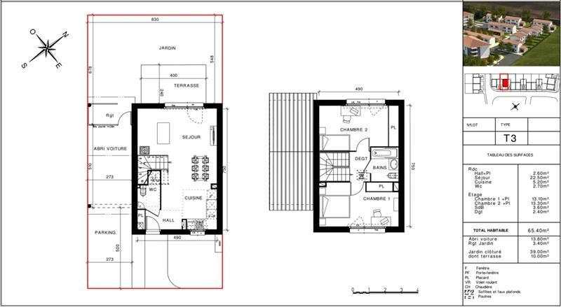 Vente maison / villa L'union 227000€ - Photo 8