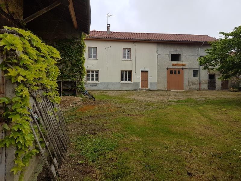 Revenda casa Meyrieu les etangs 210000€ - Fotografia 3