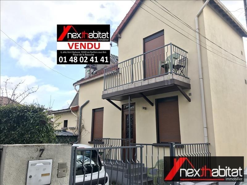 Vente maison / villa Les pavillons sous bois 199000€ - Photo 1