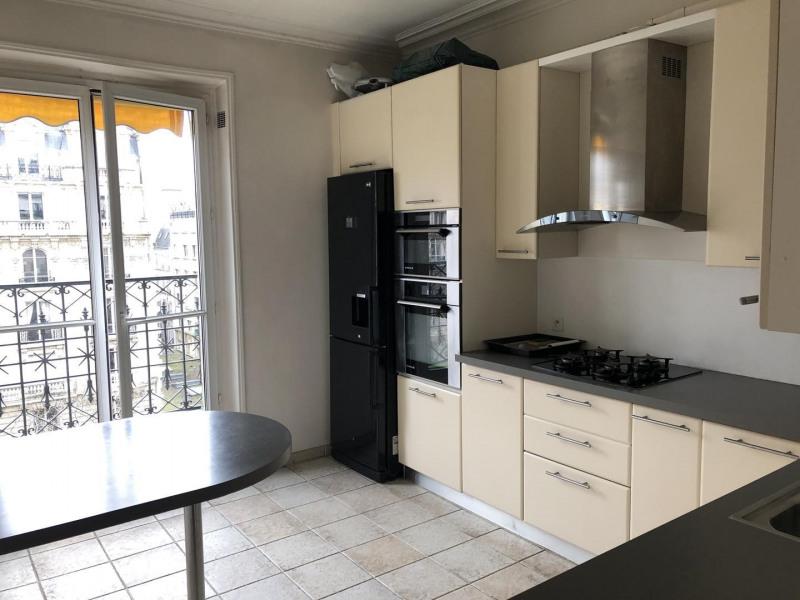 Rental apartment Paris 17ème 3750€ CC - Picture 4