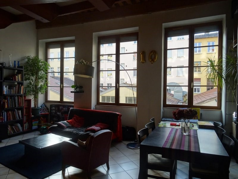 Revenda apartamento Lyon 4ème 418000€ - Fotografia 2