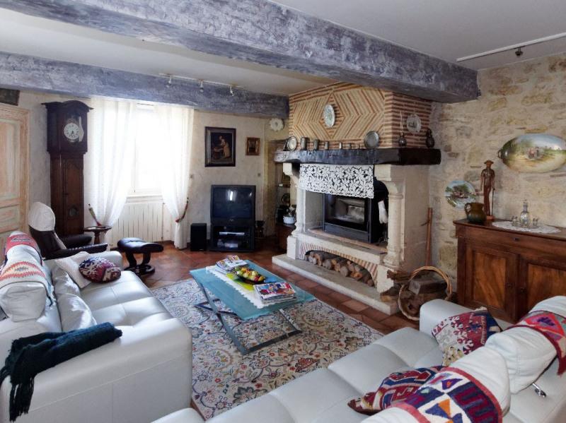 Vente maison / villa Aubiac 383000€ - Photo 4