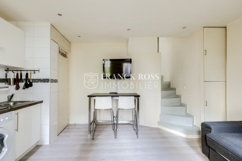 Rental apartment Neuilly-sur-seine 1100€ CC - Picture 2