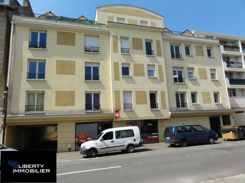 Vente appartement Trappes 131 000€ - Photo 1