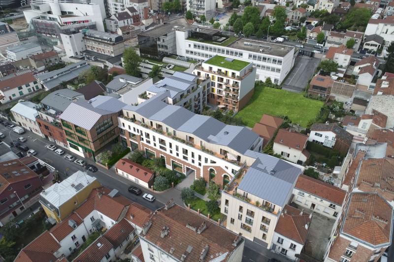 Vendita nuove costruzione Bagnolet  - Fotografia 2
