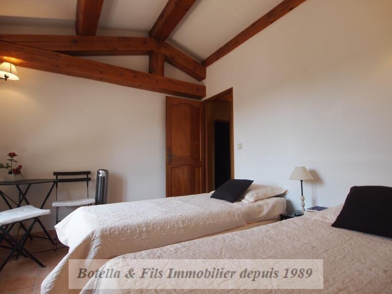 Verkoop van prestige  huis Uzes 474000€ - Foto 7