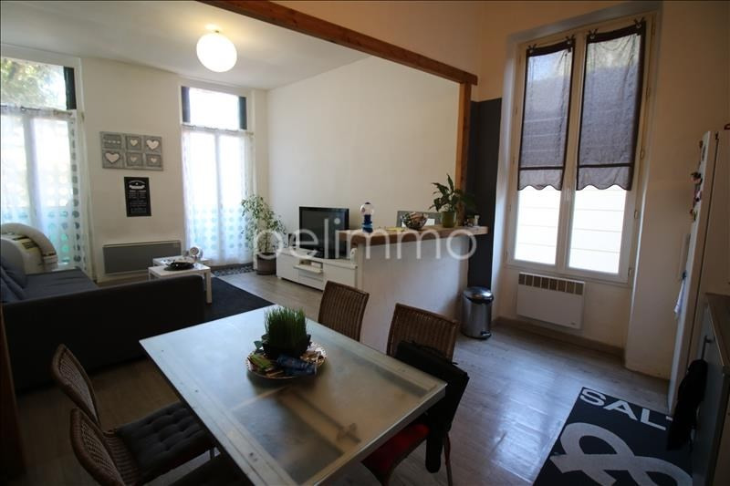 Sale apartment Grans 149 000€ - Picture 1