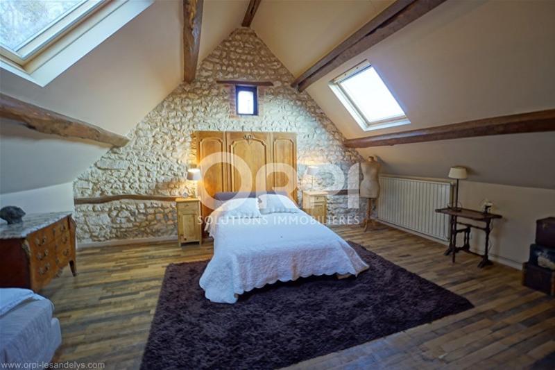 Vente de prestige maison / villa Lyons la foret 567000€ - Photo 9