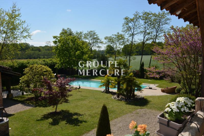 Vente de prestige maison / villa Chatillon sur chalaronne 870000€ - Photo 4