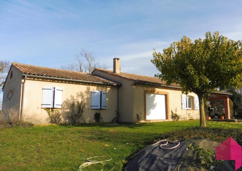Vente maison / villa Baziege 388000€ - Photo 2
