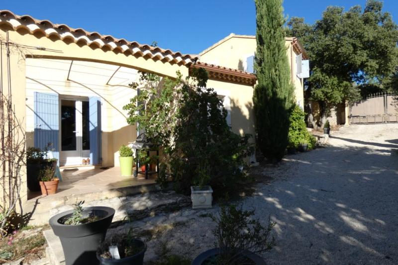 Sale house / villa Villes sur auzon 349000€ - Picture 2