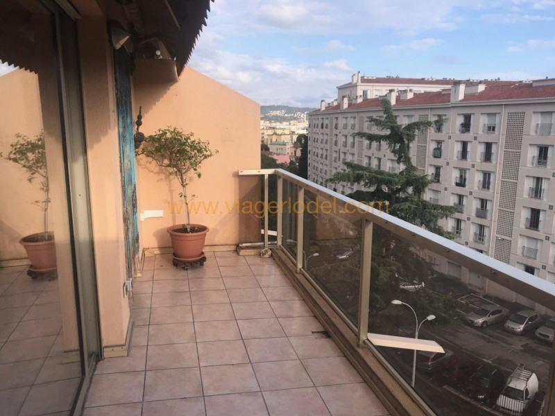 Lijfrente  appartement Nice 97500€ - Foto 6