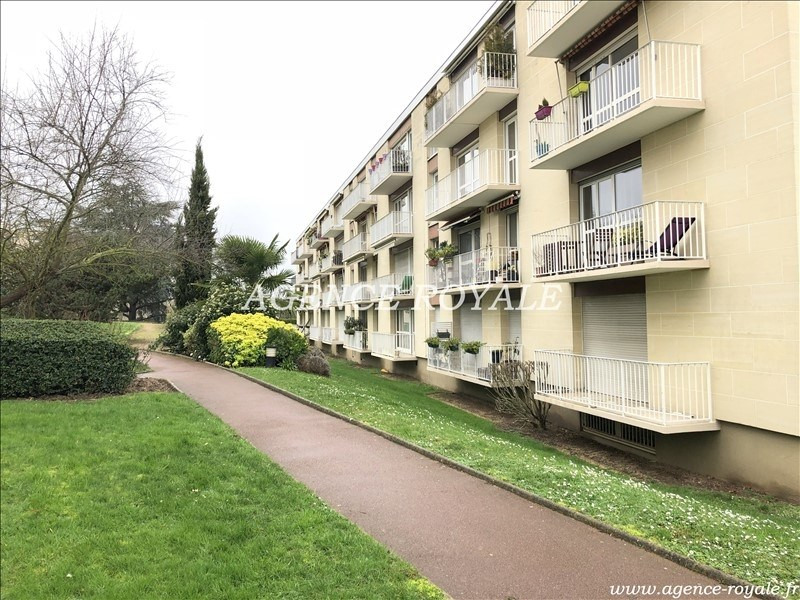 Rental apartment Chambourcy 1 250€ CC - Picture 2