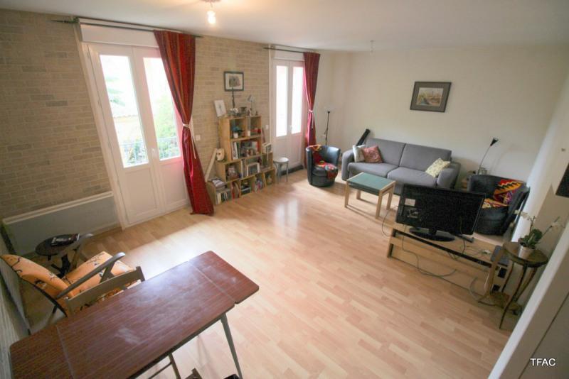 Vente appartement Bordeaux 278200€ - Photo 2