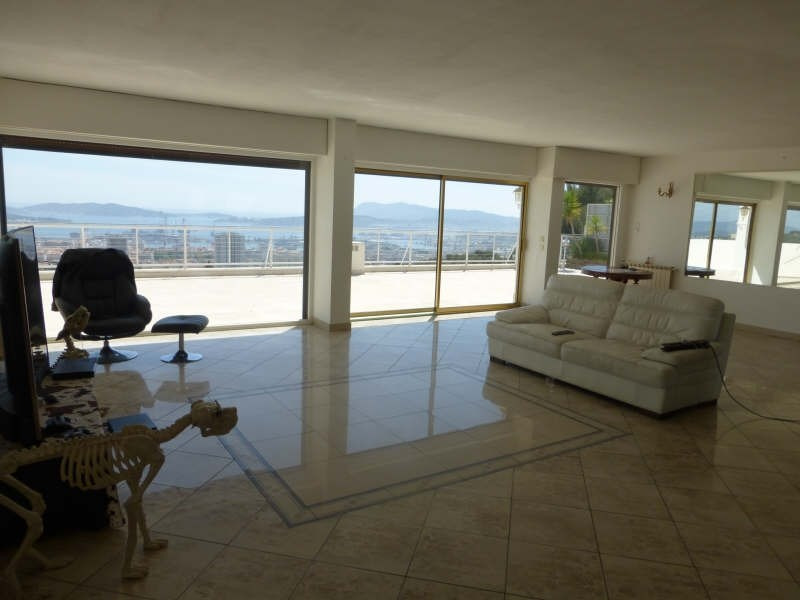 Vente de prestige appartement Toulon 635 000€ - Photo 2