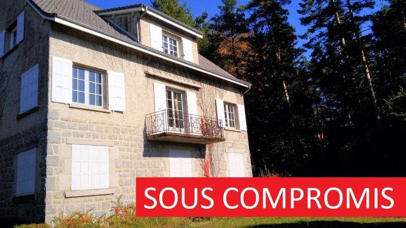 Sale apartment Le chambon sur lignon 99000€ - Picture 1