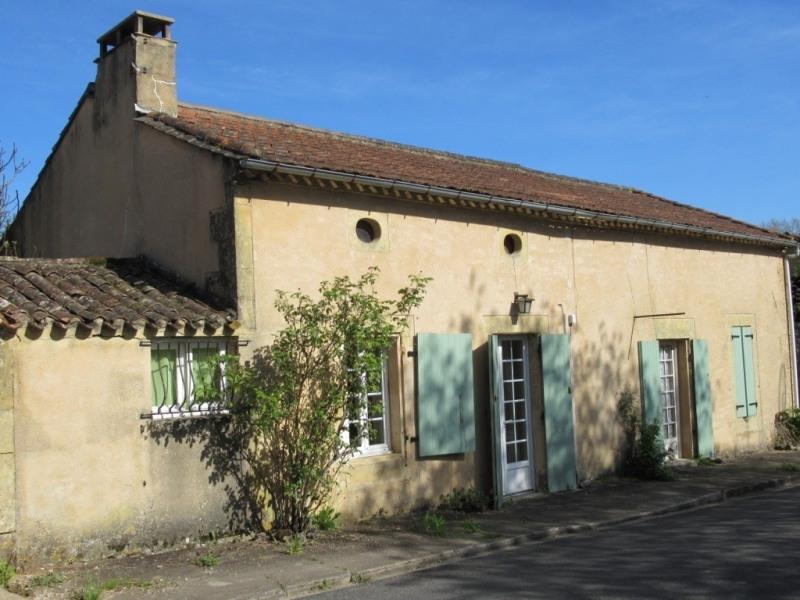 Sale house / villa Saint aubin de lanquais 139000€ - Picture 1