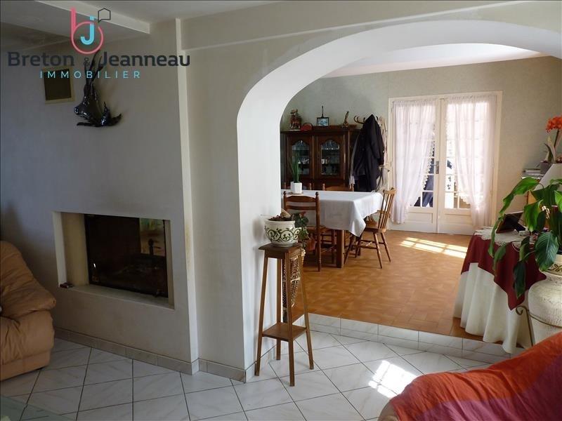 Vente maison / villa Craon 213200€ - Photo 9