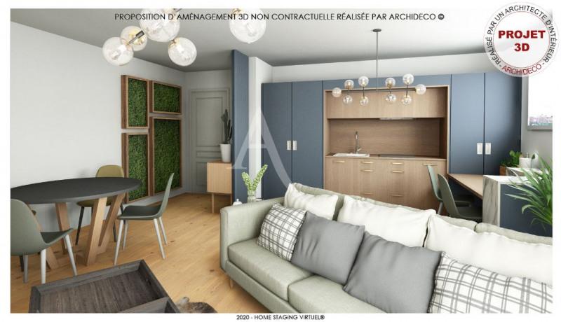 Sale apartment Colomiers 150000€ - Picture 2