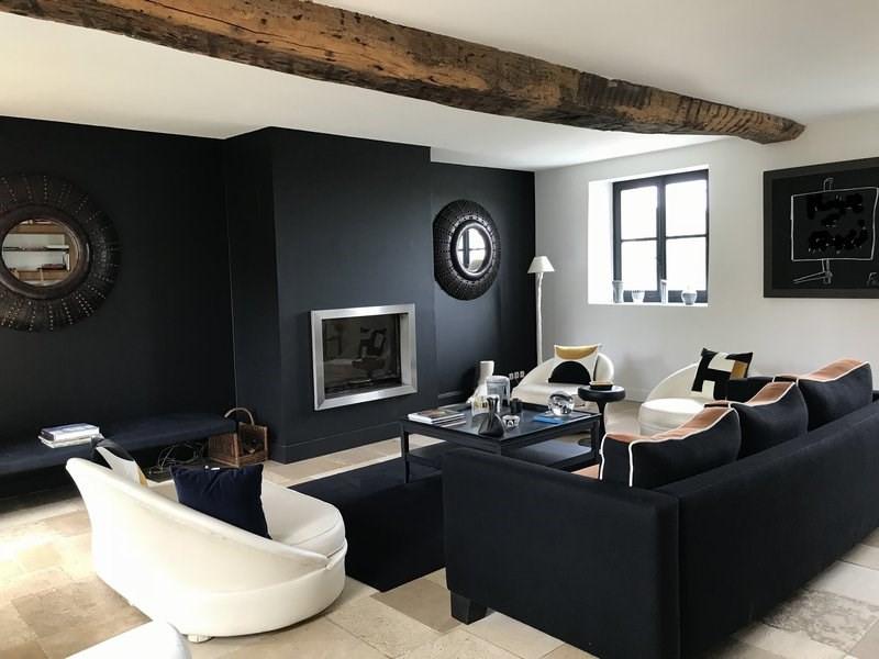 Verkauf von luxusobjekt haus Orgeval 1190000€ - Fotografie 2