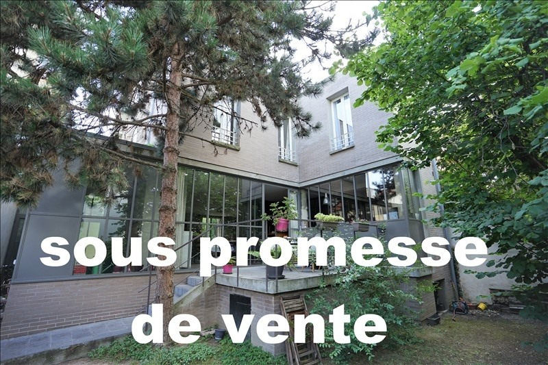 Deluxe sale house / villa Bois colombes 1 442 000€ - Picture 1