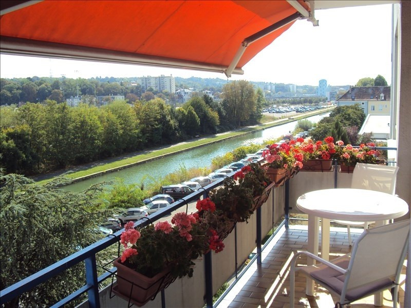 Sale apartment Mulhouse 120 000€ - Picture 1