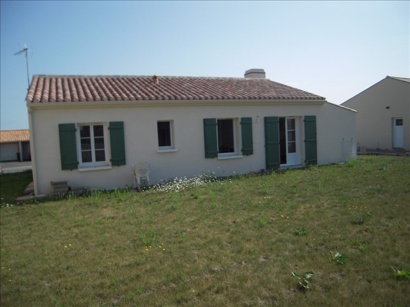 Location maison / villa La genetouze 580€ CC - Photo 3